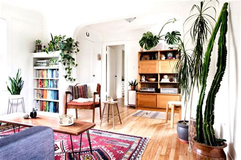 Appartement Therapy by House Plants Easy Home Decor