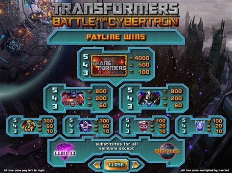 transformers slot game  play dbestcasinocom