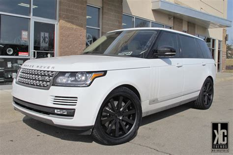 silver range rover black rims black rims for range rover giovanna luxury wheels