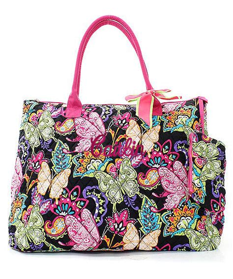 embroidered tote bag pattern embroidered butterfly pattern tote bag