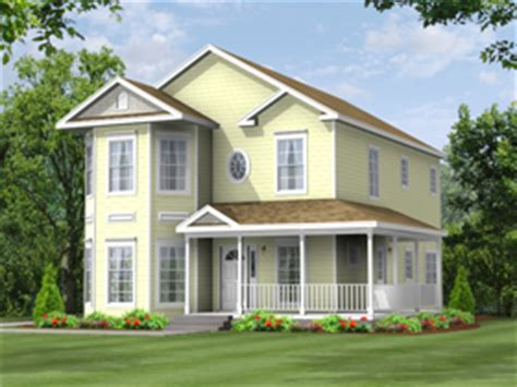 mulberry by apex modular homes two story floorplan