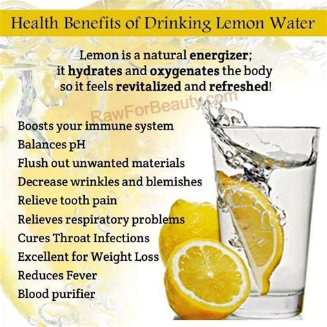 Are Lemons For Detox by Lemon Water Arbonne Detox