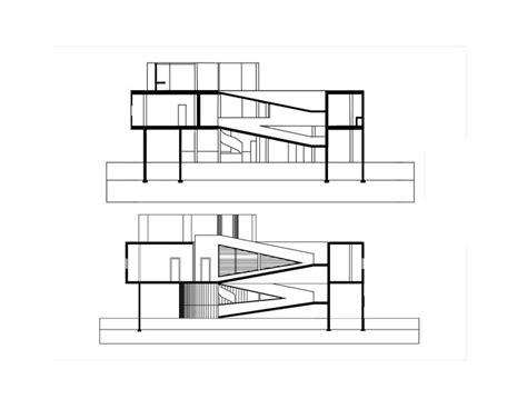 villa savoye floor plans pen by nahekul flickr 17 best images about villa savoye on pinterest le