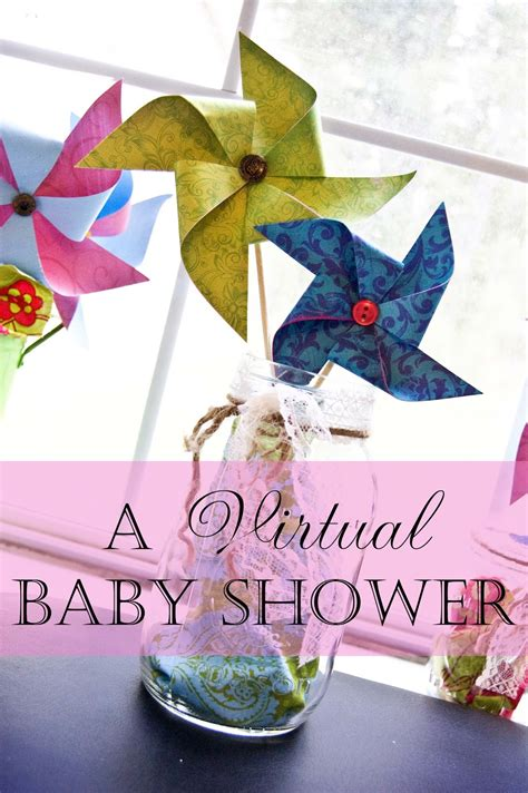 Web Baby Shower by The Nature Of Grace How To Throw A Baby Shower