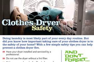 Dryer Taking To Clothes Dryer Safety From Csia Dryer Safety Csia