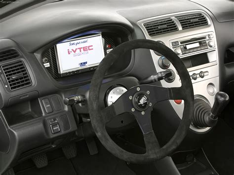 Honda Civic Ep3 Interior by Honda Mugen Civic Si 2003 Picture 09 1600x1200