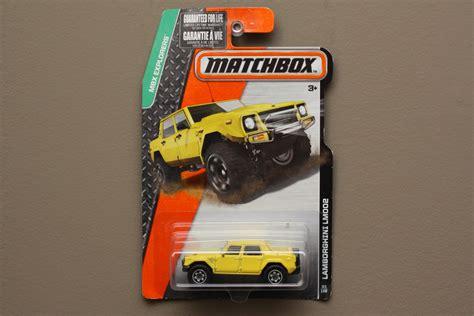matchbox lamborghini lm002 matchbox 2015 mbx explorers lamborghini lm002 yellow