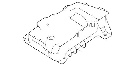 2008 saturn astra battery battery tray for 2008 saturn astra 13234223