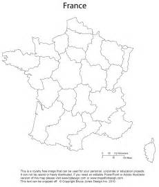 France Map Blank by Pics Photos Blank Map Of France Political Map Of France