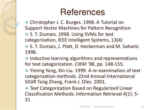 pattern recognition text classification data classification
