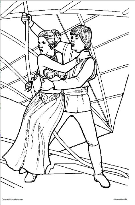 Luke Skywalker Coloring Pages Az Coloring Pages Wars Princess Leia Coloring Pages Free Coloring Sheets