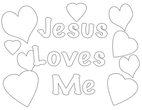 jesus loves me coloring pages for toddlers christian quotes coloring pages quotesgram