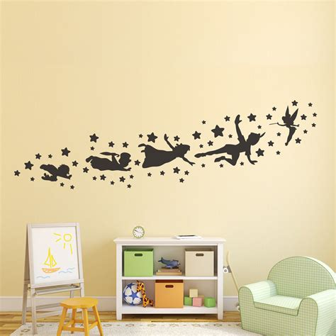 Pan Vinyl Wall pan wall decal talentneeds