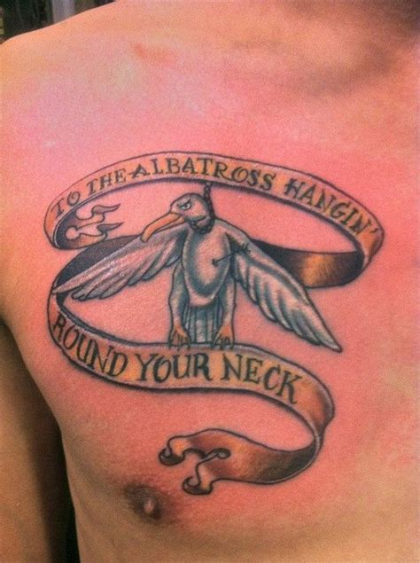 albatross tattoo 20 albatross tattoos