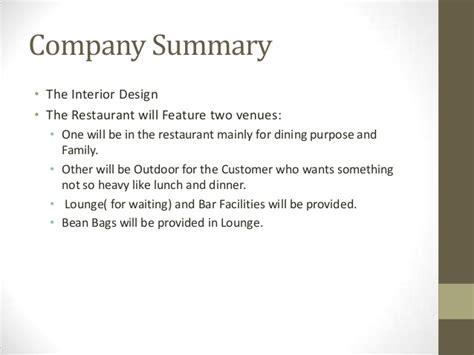 Interior Design Business Plan by Business Plan Home Interior Design Company Home Design