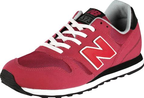 New Bance by New Balance M373 Scarpa Rosso
