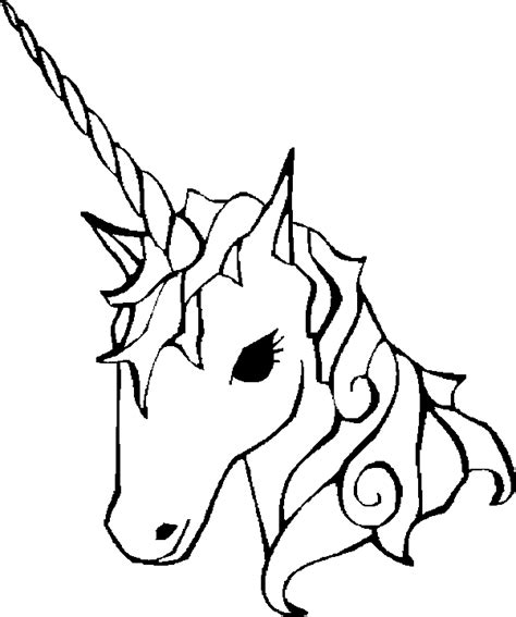 Unicorn Coloring Pages For Kids Coloringpagesabc Com Printable Unicorn Coloring Pages