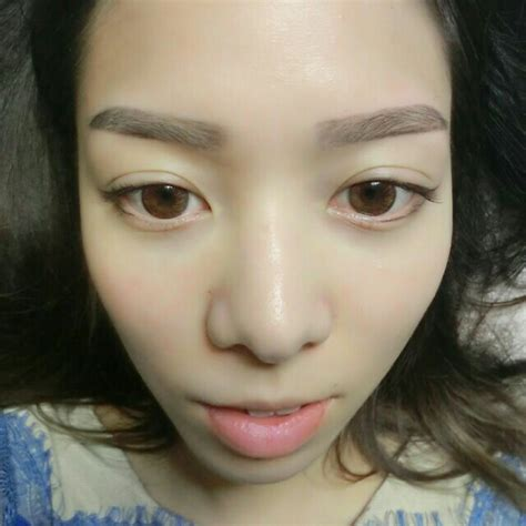 eyebrow tattoo in seoul korea best deal eyebrow embroidery singapore review