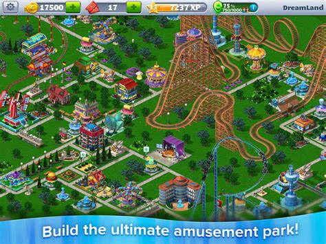 mobile tycoon rct4 mobile announced