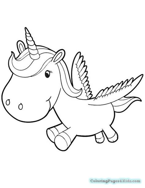 coloring pages unicorn cute coloring pages cute anime unicorn coloring pages for kids