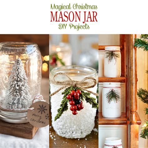 adult christmas craft projects magical jar diy projects the cottage market