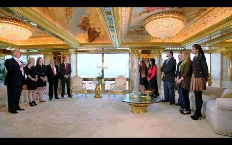 inside trumps penthouse trump tower penthouse new york donald trump s