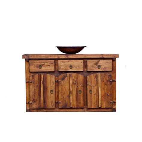 buy custom made colonial bathroom vanity with unique iron