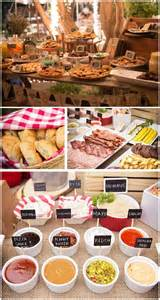 backyard bbq birthday party ideas backyard bbq engagement party ideas backyard bbq party food