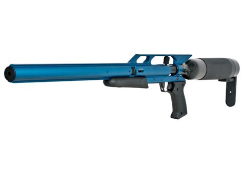 Pcp Air Condor Ss airforce condor ss pcp air rifle spin loc blue 0 20 cal