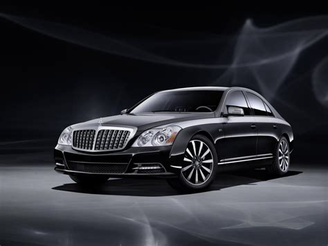 maybach luxury cars mercedes benz celebrate 125 year
