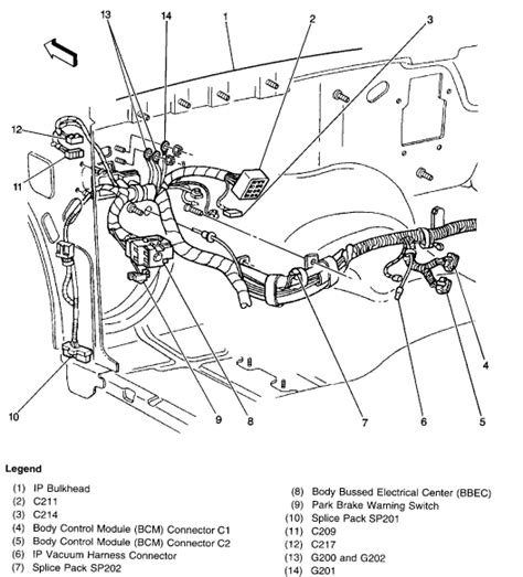 electric seat wiring diagram 98 gmc jimmy seat auto parts catalog and diagram i a 1999 gmc jimmy after putting the power seat all the way back one day the seat became