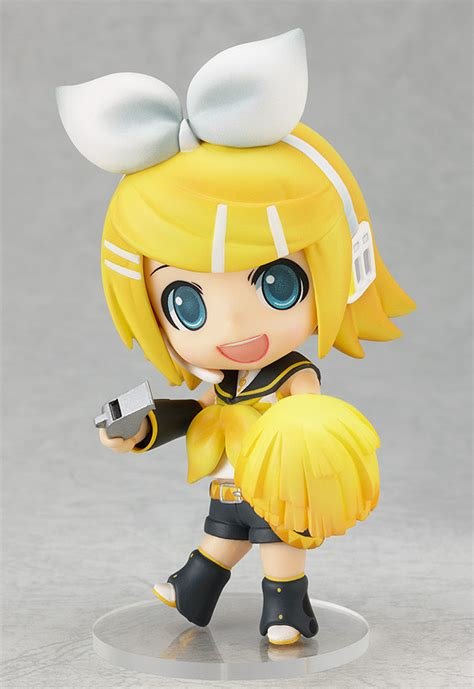 Nendoroid Kagamine Rin Cheerful Ver Kws goodie rin kagamine nendoroid ver cheerful japan news