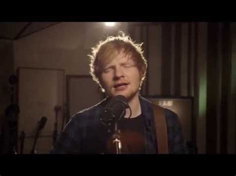 ed sheeran wedding song ed sheeran thinking out loud official video youtube