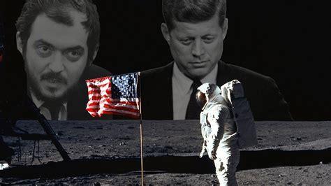 faking the moon landing stanley kubrick nasa s noble