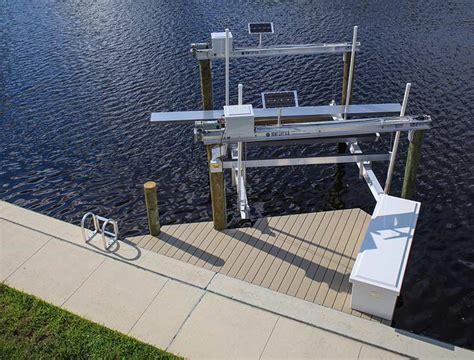 wiring a boat dock ewiring