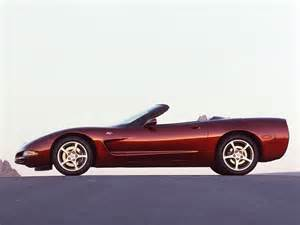 2003 chevrolet corvette 50th anniversary specifications