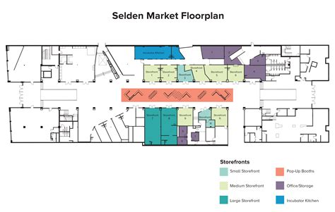 market mall floor plan vibrant spaces announces selden market wpa norfolk va