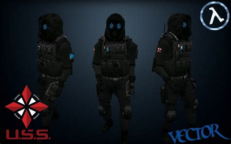 mod game vector vector resident evil sven coop skin mods
