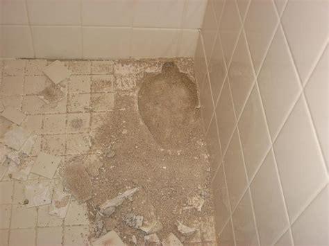 loose bathroom tile loose asbestos tile images