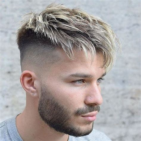 27 Best Hairstyles For Men With Thick Hair   Disconnected undercut, Long fringes and Undercut