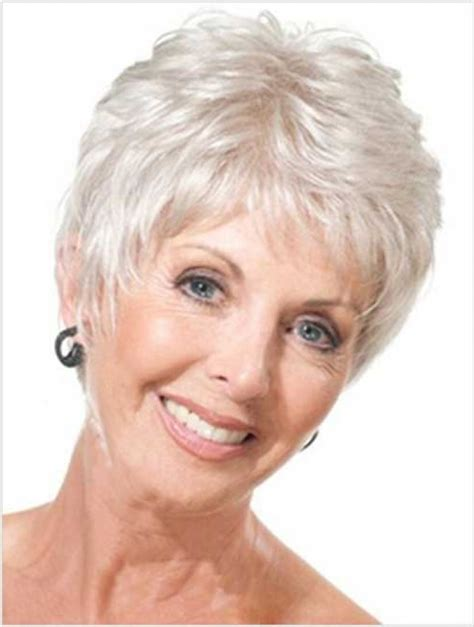 age 60 hairstyles pictures short layered hairstyles for women over 60 years of age