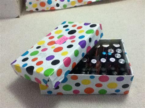 diy nail rack shoe box nail organizer diy reuse shoe box with just