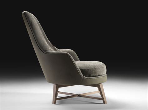 soft armchair flexform guscio alto soft armchair buy from cbell