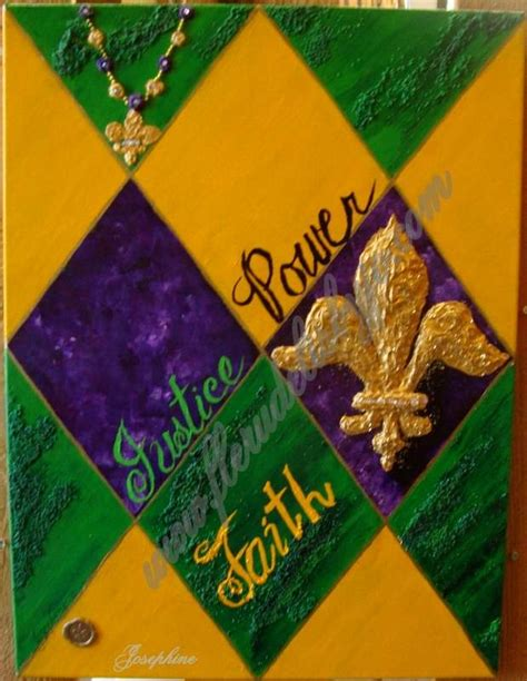 meaning of mardi gras colors reminds me of nola things i
