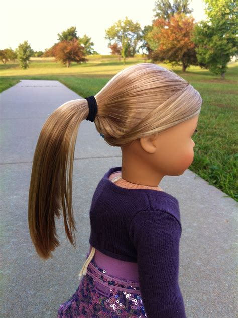 american girl hairstyles kit hairstyle isabelle s bangs small dolls in a big world