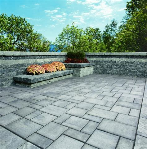 oaks landscape products concrete pavers schut s
