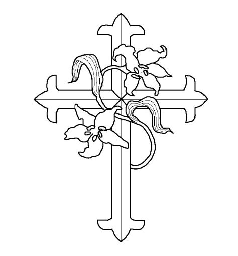 jesus loves me cross coloring page cross coloring pages jesus stations of the grig3 org