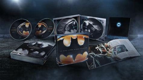 danny elfman batman soundtrack the danny elfman batman collection limited edition 4 cd set