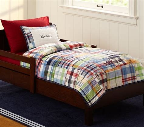 pottery barn boys bedding this is sort of cute too for big boy room and could