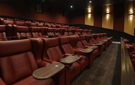 movie theaters with recliners in maryland cinebistro to open in rotunda baltimore sun